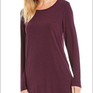 NWT Charlie Paige Tunic PS